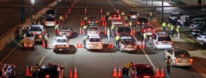 Driver's license Checkpoint