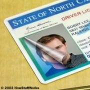 Identity Theft with Driver's License
