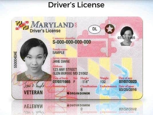 New MD ID