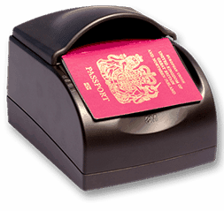 3M passport scanner