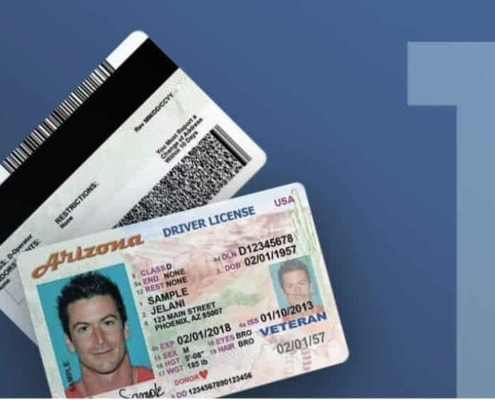 how to detect a fake id