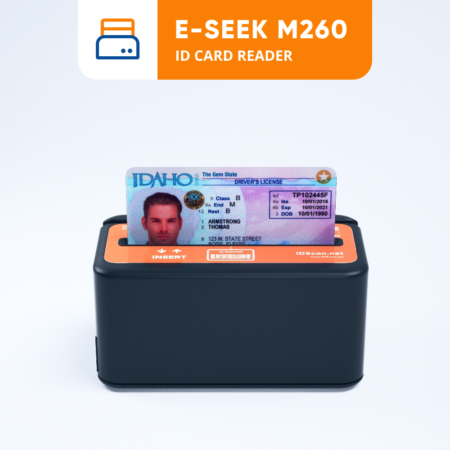 E-Seek M260 ID Card Reader